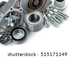 car parts | Shutterstock . vector #515171149