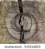 weathered  wooden background... | Shutterstock . vector #515216815
