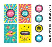sale website banner templates....   Shutterstock .eps vector #515250871