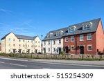 new english estate view | Shutterstock . vector #515254309