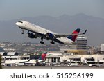 los angeles   february 22  a... | Shutterstock . vector #515256199