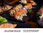 Salmon Roll   Japanese Favorit...
