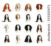 Composite Of Mannequin Female...