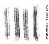 grunge vector distressed modern ... | Shutterstock .eps vector #515341249