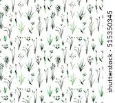 green grass seamless pattern ...   Shutterstock . vector #515350345