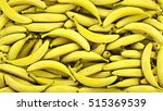 Fresh Bananas Falling...