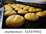 many loaves of bread at the... | Shutterstock . vector #515379451