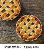 Homemade Mini Apple Pies Or...