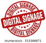 digital signage stamp.  red... | Shutterstock .eps vector #515388871