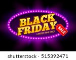 black friday sale frame design... | Shutterstock .eps vector #515392471