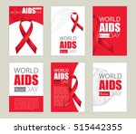 vector design set with cards...   Shutterstock .eps vector #515442355