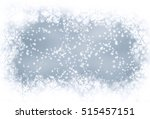 christmas tree new year concept.... | Shutterstock . vector #515457151