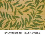 leaves on a bamboo leaf | Shutterstock . vector #515469061