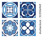 vintage ornamental patterns | Shutterstock .eps vector #515506969