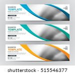 abstract banner design... | Shutterstock .eps vector #515546377