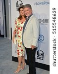 Small photo of LOS ANGELES, CA. August 27, 2016: Alan Thicke & wife Tanya Callau at the Comedy Central Roast of Rob Lowe at Sony Studios, Culver City.