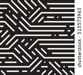 striped seamless geometric... | Shutterstock .eps vector #515573965
