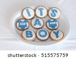 Delicious Baby Shower Cookies...