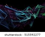 abstract 3d rendering of...   Shutterstock . vector #515592277