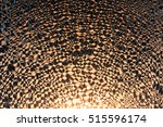 glass covered with frost on a... | Shutterstock . vector #515596174