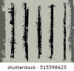 grunge edges vector | Shutterstock .eps vector #515598625