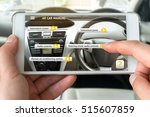 augmented reality marketing  ... | Shutterstock . vector #515607859