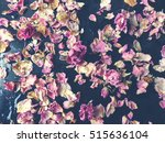 petals of roses  selective... | Shutterstock . vector #515636104