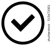 ok rubber seal stamp watermark. ...