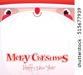 christmas greeting card with...   Shutterstock .eps vector #515677939