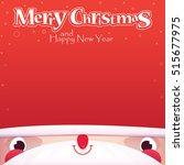 merry christmas.christmas... | Shutterstock .eps vector #515677975
