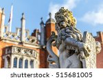 Hampton Court In Autumn  London