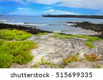 Rocky Coast Of Chinese Hat...