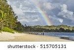 kailua  hawaii  usa   july 30 ... | Shutterstock . vector #515705131