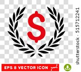 Laurel Bank Emblem Eps Vector...