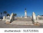 seafront of santa marta ...   Shutterstock . vector #515725501
