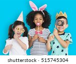 children kid activity leisure... | Shutterstock . vector #515745304