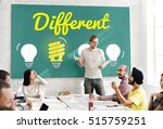 outstanding different special... | Shutterstock . vector #515759251