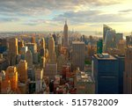 new york city | Shutterstock . vector #515782009