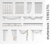 Transparent Luxury Curtains An...
