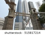 singapore   28 aug  singapore... | Shutterstock . vector #515817214