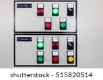 the pump and valve control panel | Shutterstock . vector #515820514