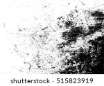 distressed overlay texture... | Shutterstock .eps vector #515823919