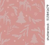 beautiful lacy pattern...   Shutterstock .eps vector #515841679