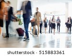 business people walking at... | Shutterstock . vector #515883361
