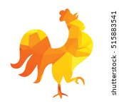 vector illustration of fire... | Shutterstock .eps vector #515883541