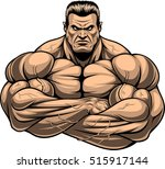 vector illustration  strict... | Shutterstock .eps vector #515917144