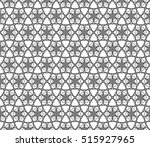 black and white color seamless...   Shutterstock .eps vector #515927965