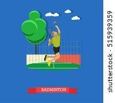 vector illustration of male... | Shutterstock .eps vector #515939359