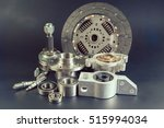 car parts | Shutterstock . vector #515994034