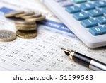 business report | Shutterstock . vector #51599563